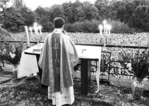 La celebrazione di una Messa per la Patria