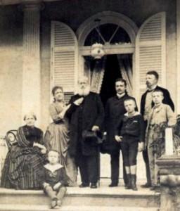 Ultima foto della Famiglia Imperiale (1889)