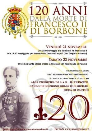 FrancescoII_120esimo