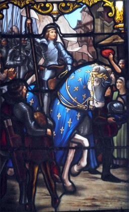 St Jeanne d'Arc